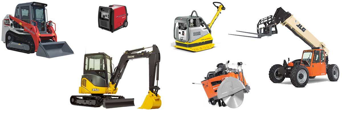 Tool rentals at Hamlin Equipment Rental serving the Evansville Metro Area