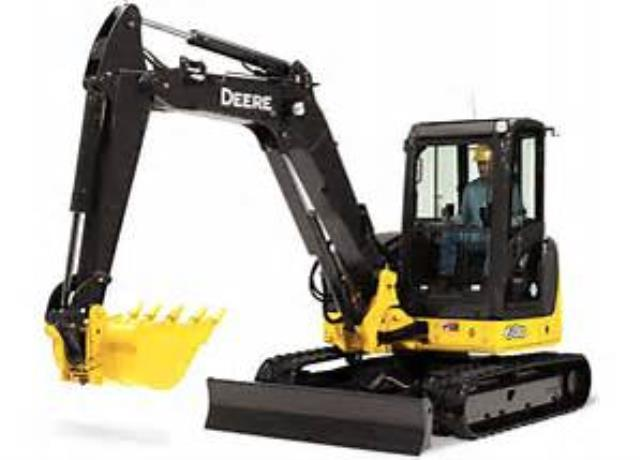 Where to find EXCAVATOR -  8,000LB CLASS in Evansville