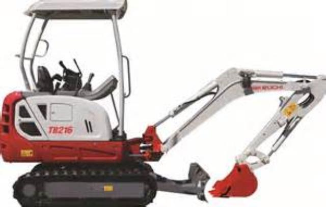 Where to find EXCAVATOR -  4,000LB CLASS in Evansville