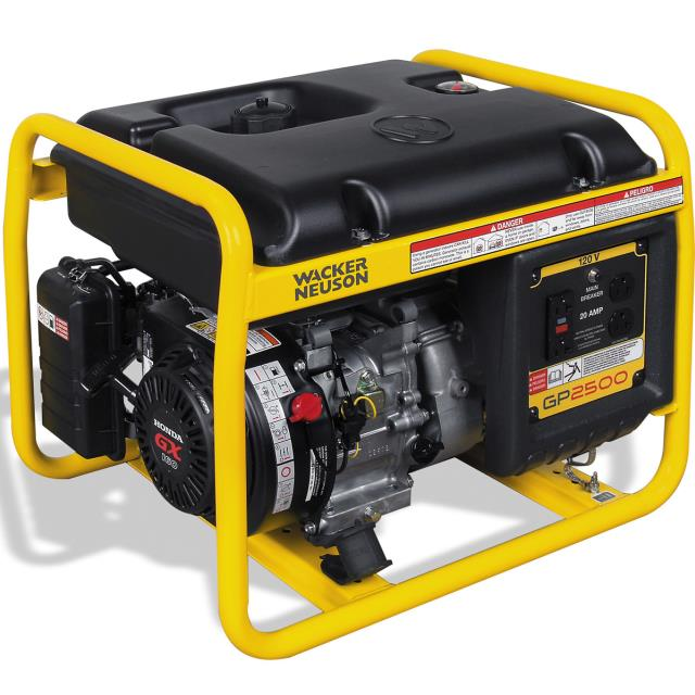 Where to find GENERATOR GP2500A in Evansville