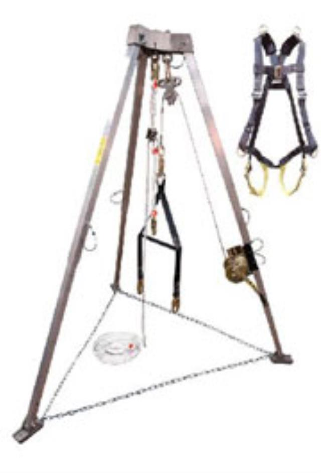 Where to find CONFINED SPACE SYSTEM TRIPOD in Evansville