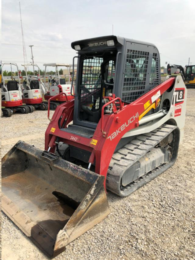 Where to find SKID STEER W  TRACKS TL8 in Evansville