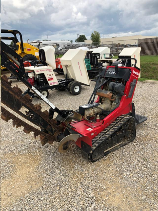 Where to find TRENCHER BARRETO 2024 RTK 6 X42  PLAT in Evansville
