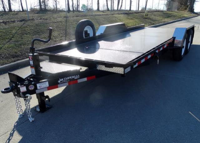 Where to find TRAILER 18  W  14,000LB. CAPACITY in Evansville