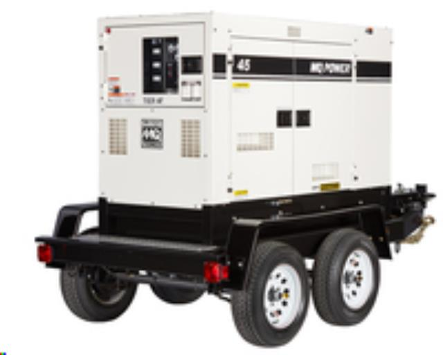 Where to find GENERATOR 45 KW 3 PHASE in Evansville