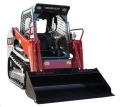 Rental store for SKID STEER W  TRACKS -  6,000LB CLASS in Evansville IN